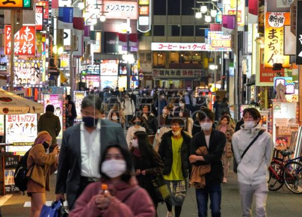 Japan consumer prices fell for 8th consecutive month in March
