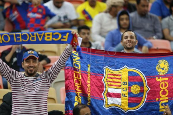 FC Barcelona becomes highest-earning soccer club, according to Deloitte