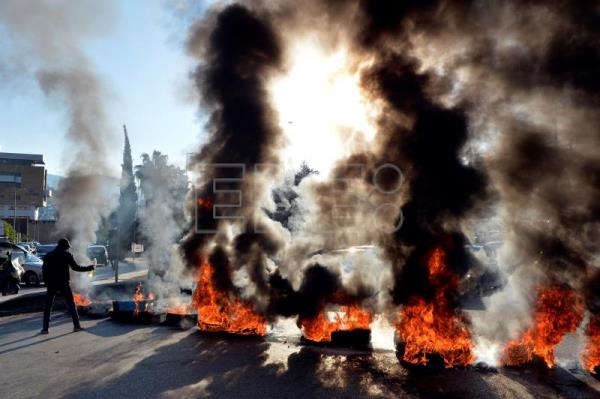 Lebanese protester: 90 days into revolution, crisis only getting worse