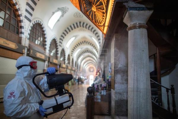 Istanbul's iconic Grand Bazaar reopens after longest closure in history