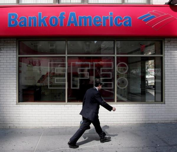 Bank of America reduce su beneficio en 2020 y Goldman Sachs mejora sus ganancias