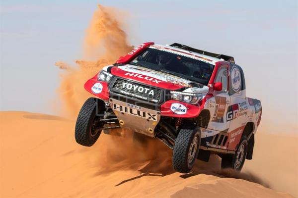 SAUDI ARABIA RALLY DAKAR