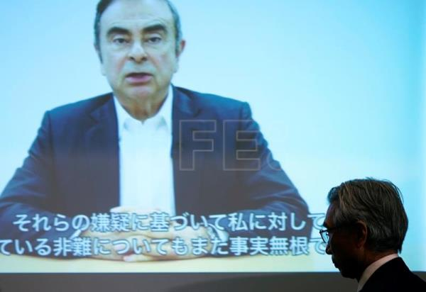 Ghosn's Japan lawyers resign in wake of his escape