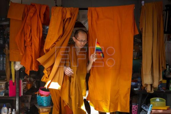 The rebel Buddhist monk who supports abortion and LGBT rights