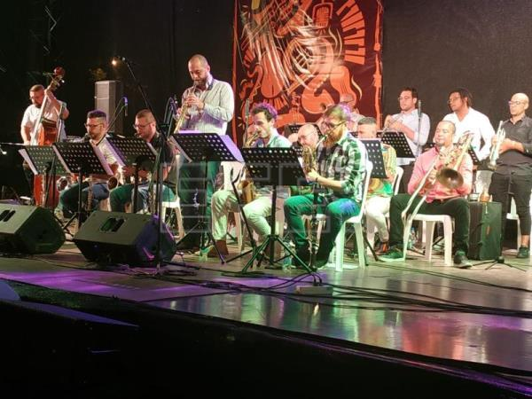 Las jams y las big bands se apoderan de Mercedes, capital del jazz en Uruguay