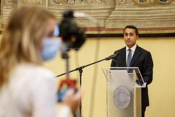 Luigi Di Maio comments on the result of the constitutional referendum