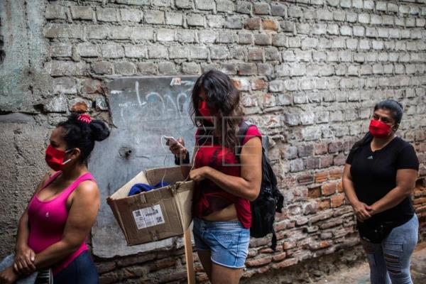 Peru's sex workers find themselves at life-or-death crossroads amid lockdown