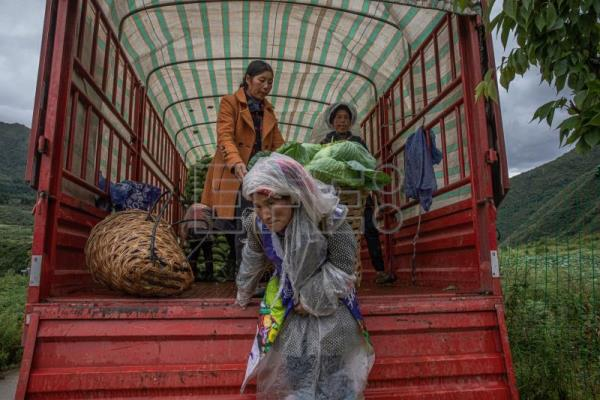 China's poverty relief program: propaganda or reality?