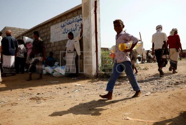Lack of funds forces UN to close down 15 aid programs in Yemen