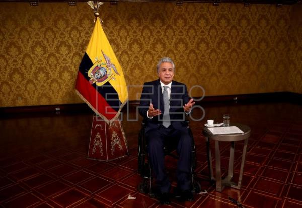 Moreno: I will transfer government with its accounts in order