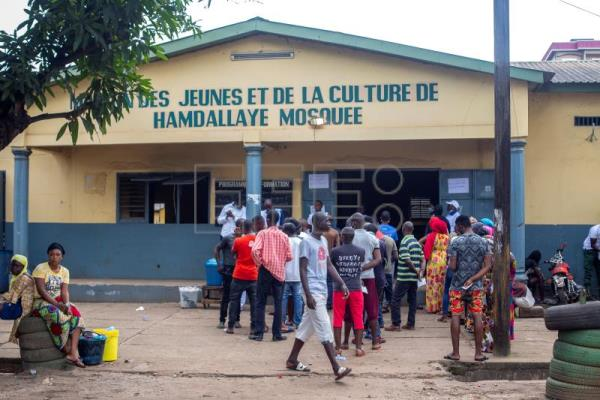 Guinea presidential elections