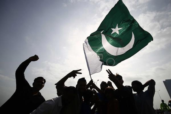 Pakistan Independence Day celebrations