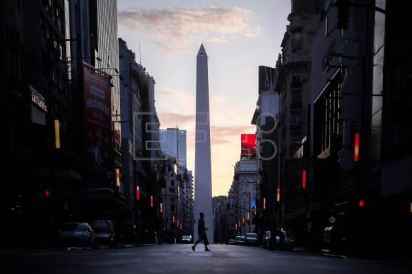 Buenos Aires: A quiet capital in lockdown