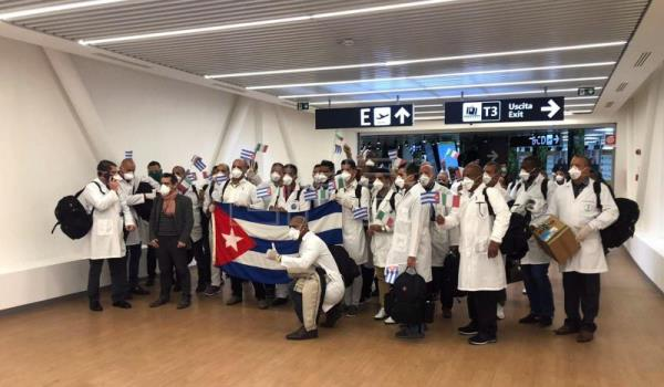 Cuban medical professionals in demand during coronavirus crisis