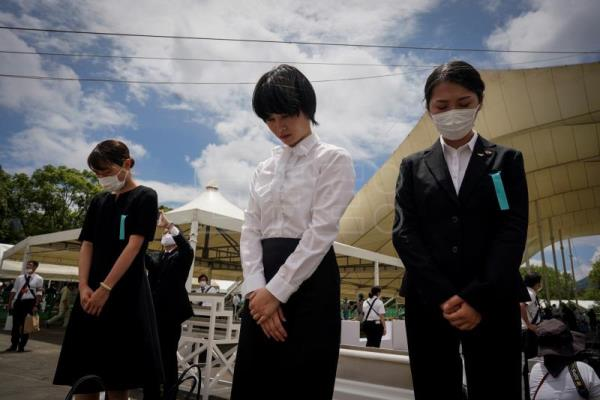On 75th bombing anniversary, Nagasaki seeks nuclear weapons ban