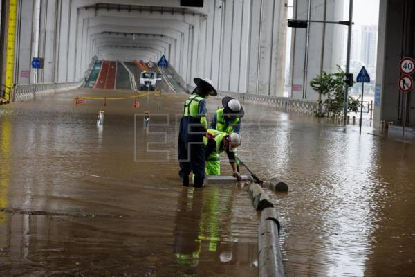 At least 13 killed due to heavy rains in South Korea