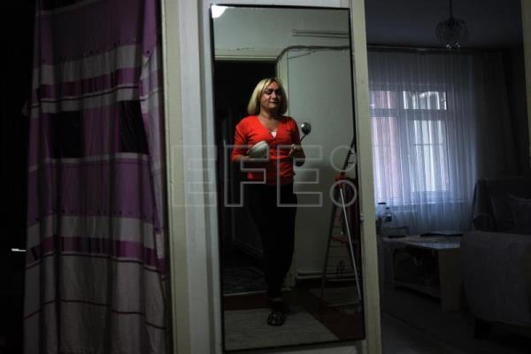 Turkey's sex workers struggle to survive as Covid rules hit industry