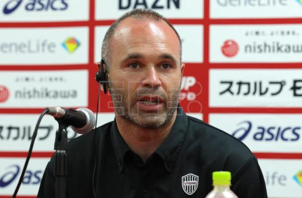 Iniesta to play out his years in Japan, eyes up Barça coaching role in future