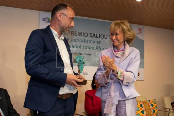 2nd edition of Spanish journalism prize launched