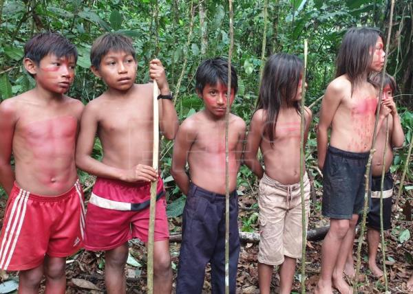 Sápara indigenous people: visions of survival
