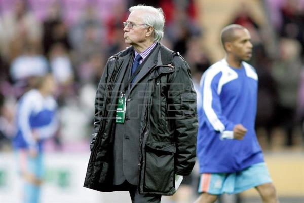 French soccer coach Michel Hidalgo dies at age 87