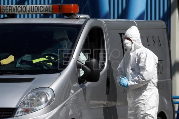 Spain returns faulty test kits to China as Covid-19 deaths pass 4,000