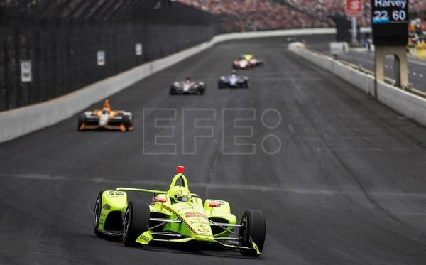 Indy 500 race postponed due to coronavirus COVID-19 pandemic