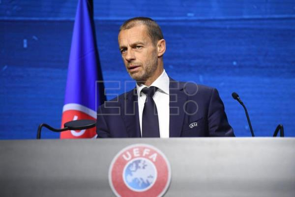 UEFA's head tells Super League promoters there is time to rectify 'mistake'
