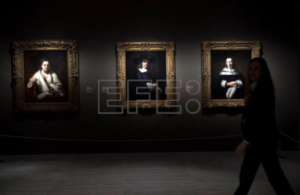 'Rembrandt and Amsterdam portraiture, 1590-1670' at Thyssen Museum