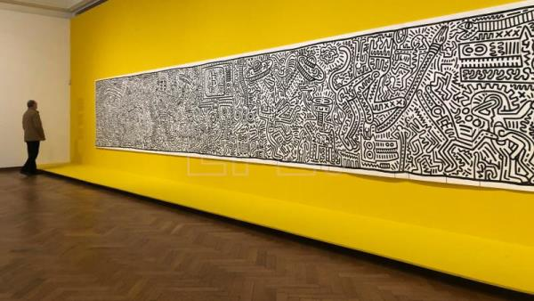 Hectic life and work of Keith Haring explored