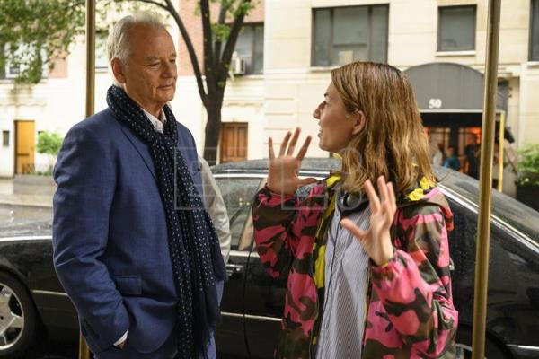 "Sofia Coppola y Bill Murray regresan en ""On The Rocks"" emulando a Woody Allen"