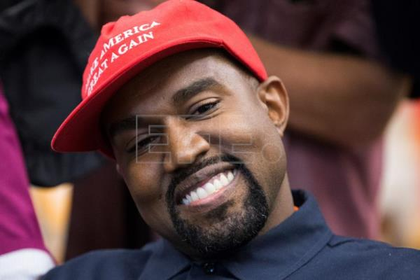 Rapper Kanye West qualifies for Oklahoma presidential ballot