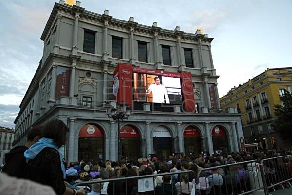 Peralada y el Teatro Real, entre finalistas de los International Opera Awards