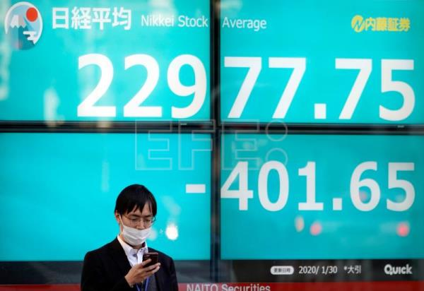 Japan recorded current surplus of $4.7 billion in December