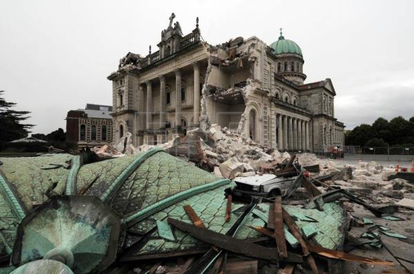 New Zealand marks 10 years since devastating Christchurch earthquake