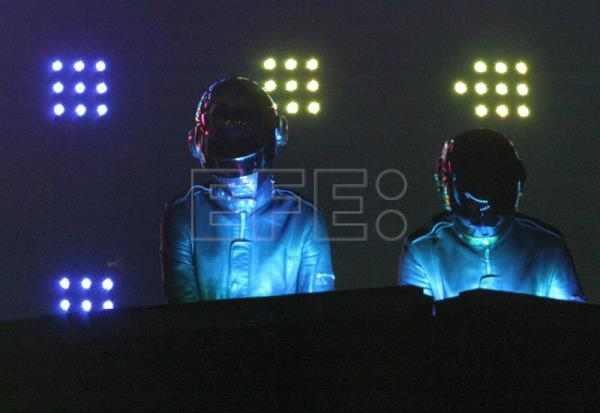 Legendary dance duo Daft Punk call it quits after 28 years