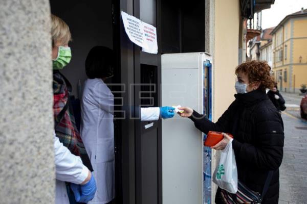 Italy in coronavirus chaos with deadly prison riots and stock exchange crash