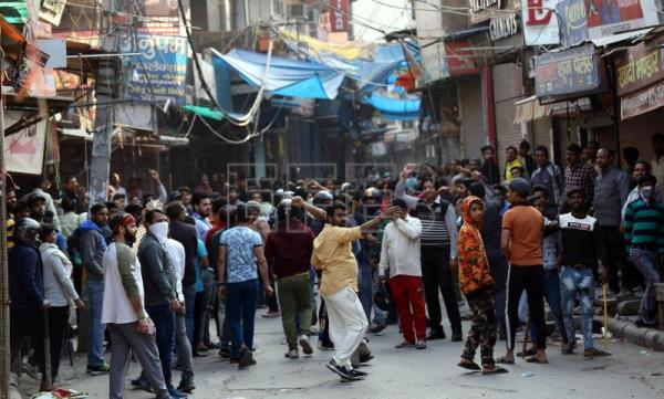 Death toll in Delhi communal violence reaches 20