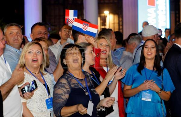Croatia chooses experience in face of change amid pandemic
