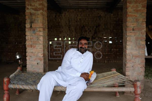 Life of a man freed after 21 years on death row in Pakistan