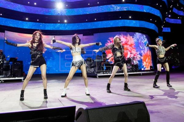K-pop group Blackpink to offer first online concert later this month