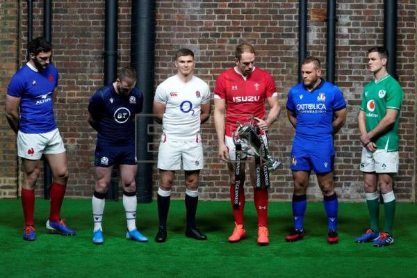 England, favorites on the eve of the Six Nations