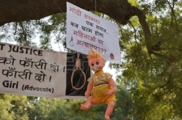 Execution of convicted rapists triggers capital punishment