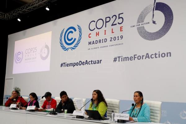 Environmental organizations denounce carbon markets, green washing in Cop
