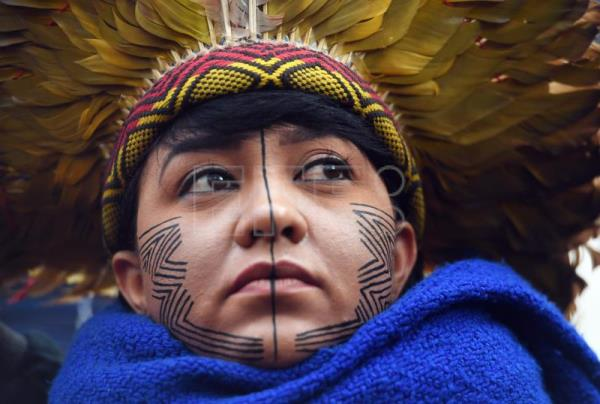 Indigenous women, leading the fight against climate change