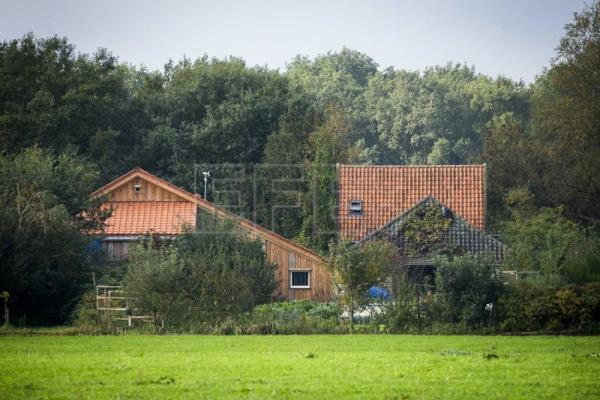 Mystery of clandestine Dutch sect bunkered on isolated farm