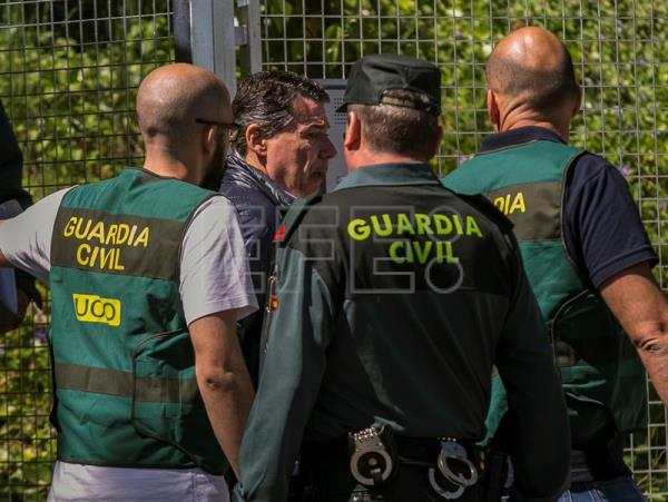 Former head of OHL construction company implicated in Spain
