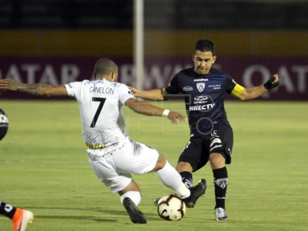 2-0. Independiente del Valle pasa a cuartos de final a costa del Caracas