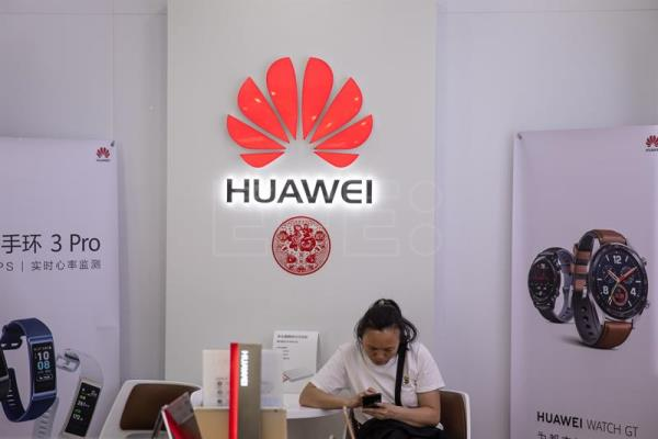 CHINA EEUU GOOGLE HUAWEI