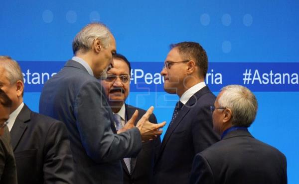 Latest round of Astana-13 talks on Syria end in Kazakhstan